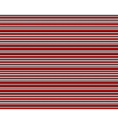 Red abstract lines seamless pattern vector