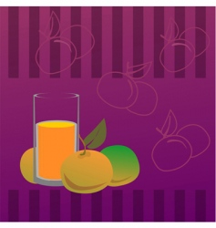 food background vector image vector image