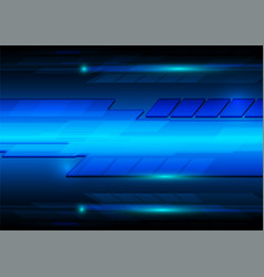 Abstract bluetechnology design backdrop vector