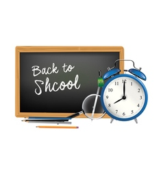 Back To School 2 Design vector image vector image