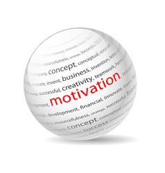 motivation vector image