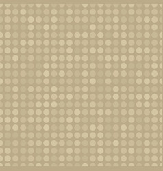 Seamless pattern with circles different opacity vector