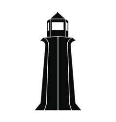 Peggy cove lighthouse nova scotia canada icon vector