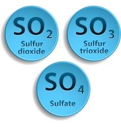 Sulfate vector