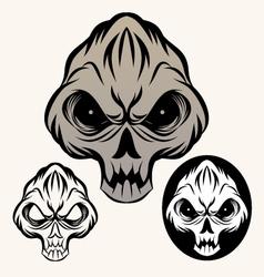 Devil-skull vector