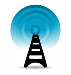 antenna vector image