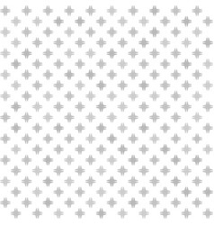 abstract gray and white pattern seamless vector image vector image