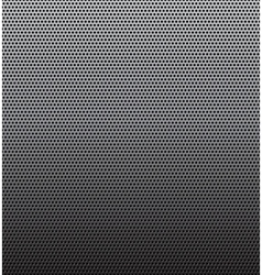 Perforated metal vector