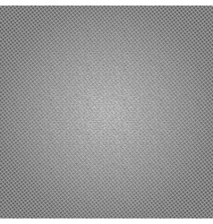 Abstract metallic grid gray background vector