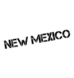 New mexico rubber stamp vector