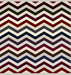 The twin dark and white zigzag stripes floor vector