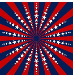 united states abstract background vector image