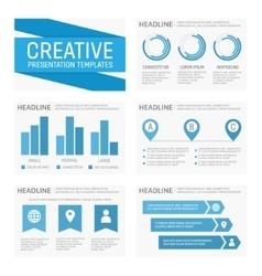 Template for multipurpose presentation vector