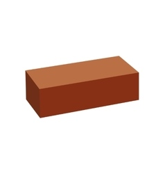 Just brick icon you can use it as logo template - vector