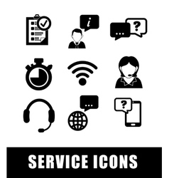 Customer service and call center vector