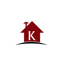 Real estate solution initial k vector