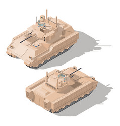 Infantry combat vehicle with dynamic protection vector