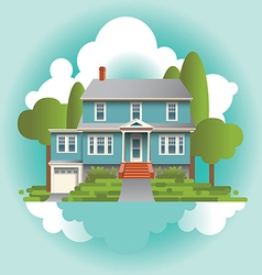 Home house vector