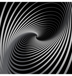 Background with spiral whirl movement vector