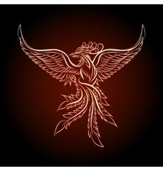 The phoenix ebmlem vector