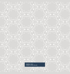 Gray background with abstract pattern shapes vector
