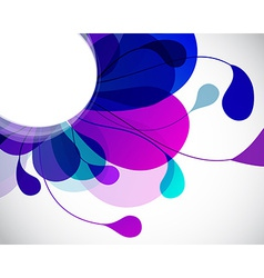Colorful celebrate background vector image