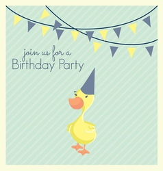 baby shower patka2 resize vector image