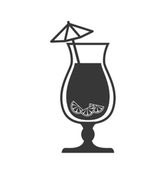 Cocktail beverage drink design graphic vector