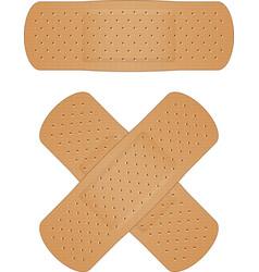 bandage vector image