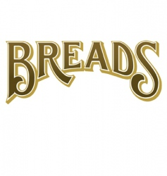 breads vector image