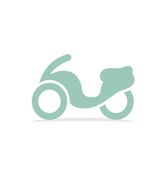 Skuter ikona1 vector