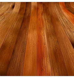 Abstract background wooden floor boards eps8 vector