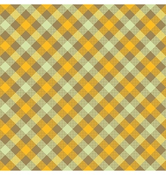 Vegetables color check plaid fabric texture vector