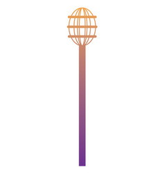 King scepter icon image vector