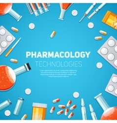 Pharmacology technologies vector