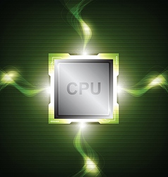 Green power processor vector