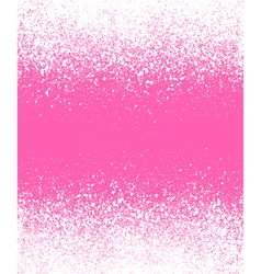 graffiti effect winter gradient background in pink vector image