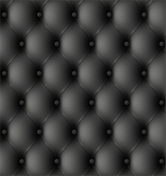 seamless leather upholstery vector image vector image