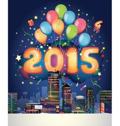 2015 city vector