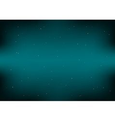 Dark Space Green Blue Background vector image