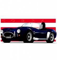 Ac cobra vector