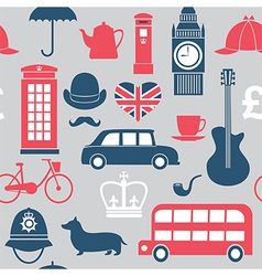London pattern vector