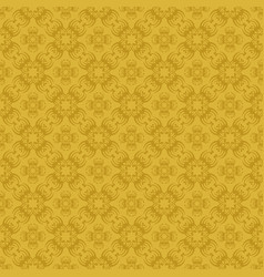 Korean traditional beige plant pattern background vector
