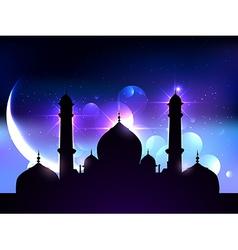 Ramadan festival design vector