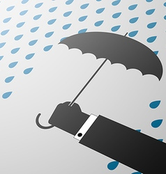 Umbrella stock vector