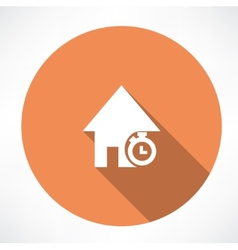 Duration of home loans vector