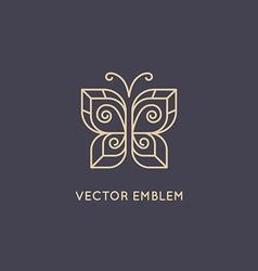 Abstract logo design template vector