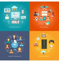 It design concept vector