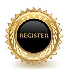 Register vector image vector image