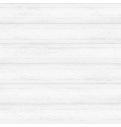 white wood texture vector image vector image